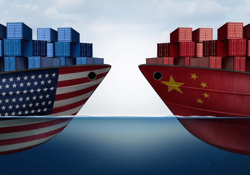 因為遏制中國成了美國對華政策的主調,不會隨特朗普下台而改變,中美關係將持續緊張。(Shutterstock)