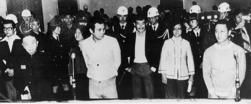 美麗島事件是台灣自二二八事件後,規模最大的一場警民衝突事件。(Wikipedia Commons)