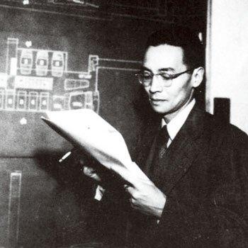 中國著名建築史學家、建築師梁思成,梁啟超次子。(Wikipedia Commons)