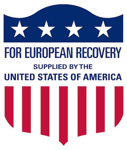 馬歇爾計劃是二戰後美國對戰爭破壞後的西歐各國進行經濟援助、協助重建的計劃。(Wikipedia Commons)
