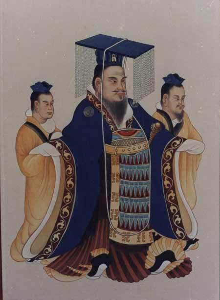漢武帝罷黜百家,獨尊儒術,儒學從此成為中國社會主流思想。(Wikipedia Commons)