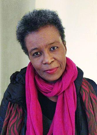 耶魯大學的詩歌教授Claudia Rankine。(Wikipedia Commons)