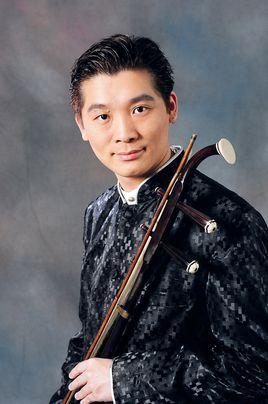 黃晨達從八九歲起到北京學習二胡,附中六年、大學四年,一共在中央音樂學院學習二胡十年。(網絡圖片)