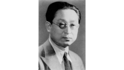張申府早年加入共產主義小組,是中國共產黨主要創始人之一。(Wikipedia Commons)