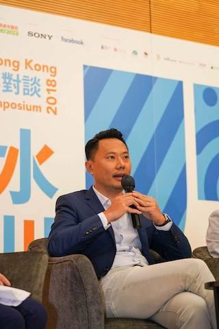溢達集團董事總經理童成先生強調自己是傳統行業的非傳統公司,吸引年輕人加入。