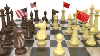 中美這場持久戰的戰火很快會從貿易蔓延,一直「燒」到中國的體制、價值觀念、行為規範等更深層的議題。(Shutterstock)