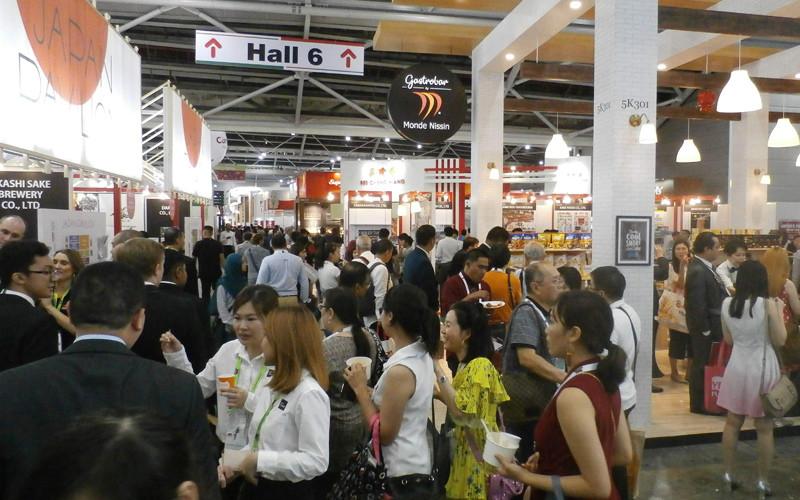 新加坡亞洲食品及酒店展2018,是亞洲酒店款待業界的盛事。