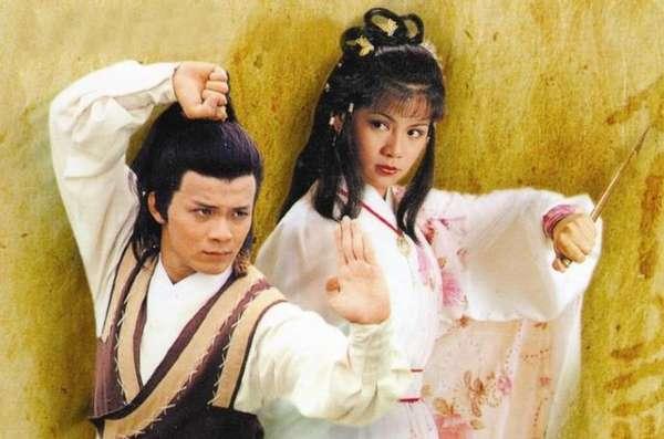 黃蓉和郭靖一樣,也是完人,不過完人的方式不同,一個笨,一個聰明。(網絡圖片)