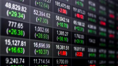 高盛曾指,美國企業經過今年逾兩成多盈利增長後,明年、後年盈利增長,會各跌至6%、4%(Shutterstock)