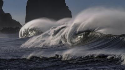 填海造人工島時,地面高度必須把未來一、兩世紀全球暖化引起的海水上升幅度納入視野。(Pixabay)