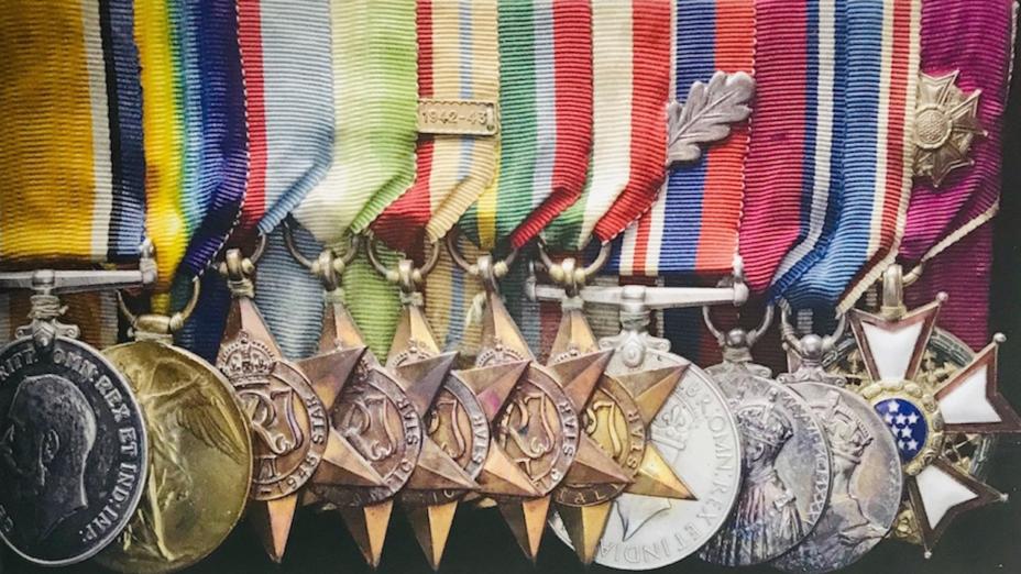 夏慤的後人一直保留着他生前獲英國、挪威、丹麥和中華民國頒授的勳章。