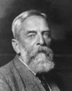 維塞爾是海耶克大學三年級時的經濟學受業老師。(Wikimedia Commons)