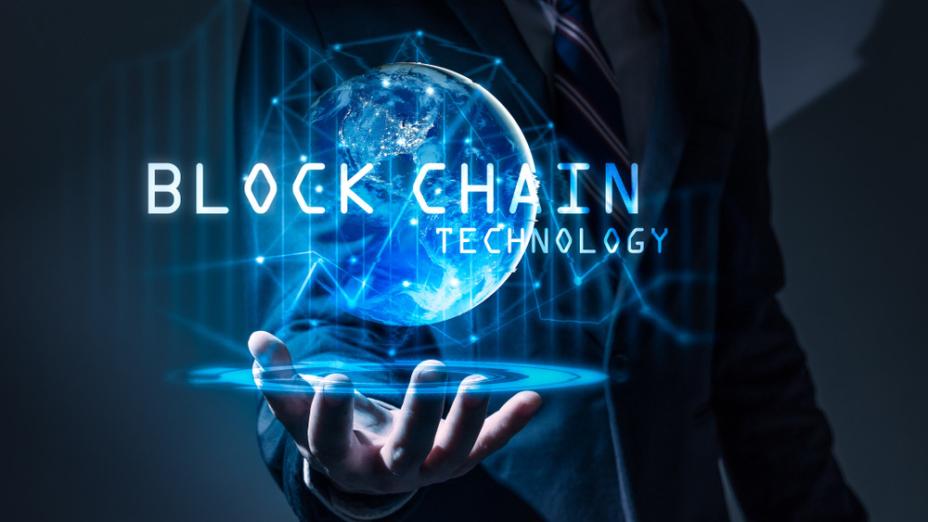 區塊鏈技術是去中心化、支持分布式紀錄的技術,對促進數碼金融產業很重要。(Shutterstock)