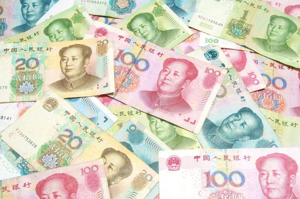一帶一路是人民幣邁向國際化,躋身清算儲備貨幣的重要一步。(Shutterstock)