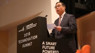 楊偉雄:官產學研合作 拓人工智能顯優勢