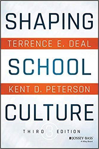 Deal and Peterson(2016)認為可用人類學、歷史學、社會學的角度分析及理解學校文化。(Amazon)
