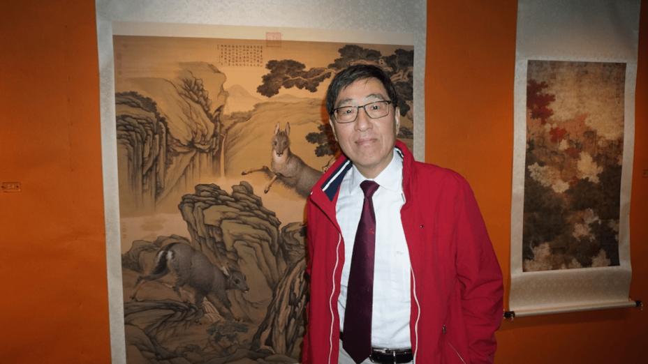 郭位認為動物大觀圓展覽結合科技和藝術,是教研合一的成果。