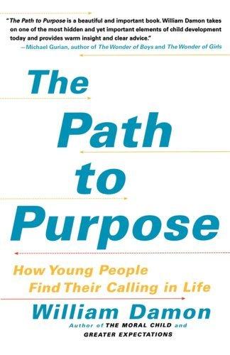 戴蒙在《邁向目的之路》一書中不斷強調:「目的,是驅動我們每天大部分行為背後的一個動機。」(Amazon)