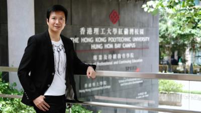 陳博士富企業家精神,勇於為問題找出解決方法,並實現構思將概念具體化。