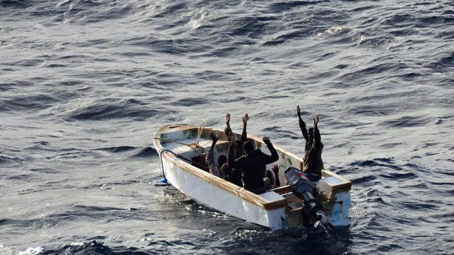 海盜活動一旦有了國家的承認和支持,他們的身份就從「海盜」轉型成為「航海家」。(亞新社)