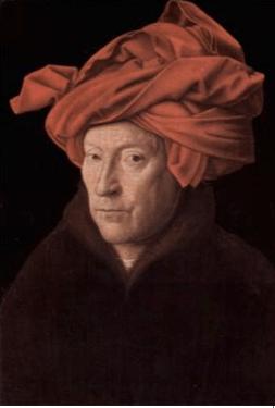 畫家楊·凡艾克生前就被譽為阿爾卑斯山以北最偉大的畫家,是尼德蘭畫派,北方文藝復興的重要人物。