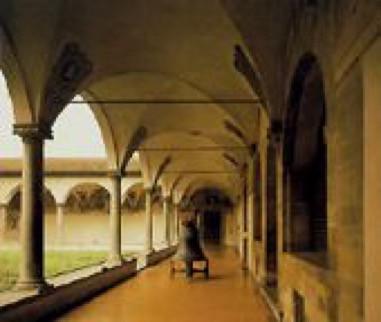 圖2:聖馬可修道院