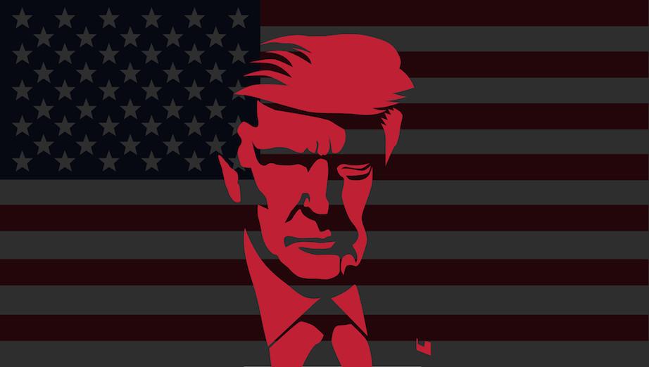 特朗普雖然癲瘋易變,其欲振興美國經濟之心堅如磐石,而其仇中智囊團隊則深謀遠慮洞燭機先。(Shutterstock)