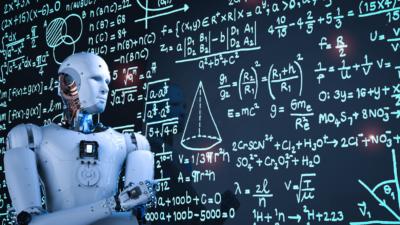 AI的出現,會為教學帶來什麼影響?是否真的機器就會取代教師? (Shutterstock)
