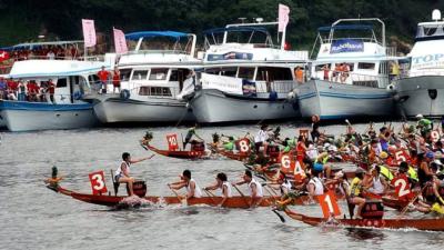 赤柱龍舟賽 Stanley Dragon Boat Race