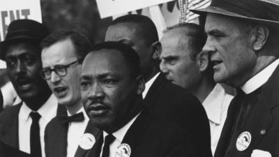 正是童年時代的經歷和父母以身作則,馬丁·路德·金能在黑人平權路上有如此成就。(Wikimedia Commons)