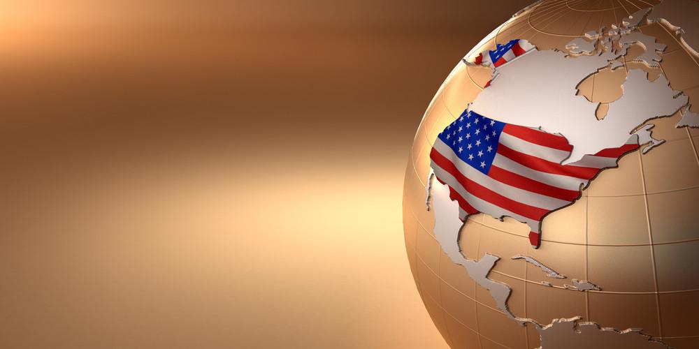 「美國優先」導致了美國保護主義的崛起。(Shutterstock)