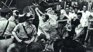 50年前後:兩次「風潮」,兩個政府的應對