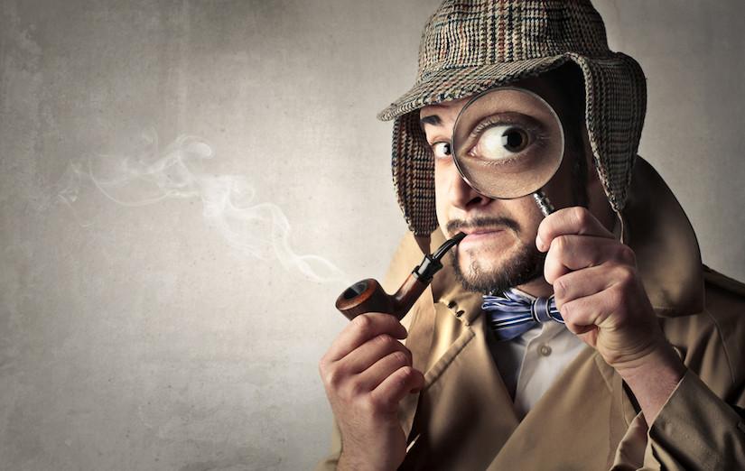 推理小說並不宣揚純粹的犯罪,而是以一定的法律及人類共同的是非觀為根據,把壞人繩之於法。(Shutterstock)