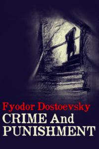 《罪與罰》 — 杜斯杜耶夫斯基的代表作,提出了一個永恆的哲學討論:「人是否可以為一個所謂的崇高目的而做壞事?」