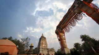 在印度,遇見佛陀