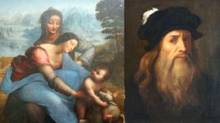 聖安娜與聖母子