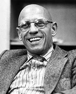 傅柯是橫跨文史哲,還有語言學,都是「跨學科」的大師。(Wikimedia Commons)