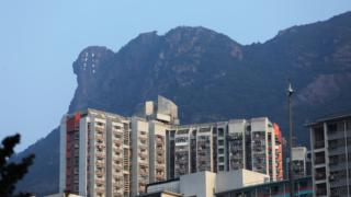 撕裂的思想 期望喚醒香港人獅子山下的精神