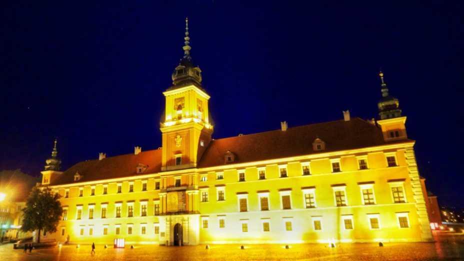 波蘭華沙皇家城堡 Royal Castle of Warsaw Poland