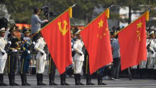10月感言 中華民族偉大的一章