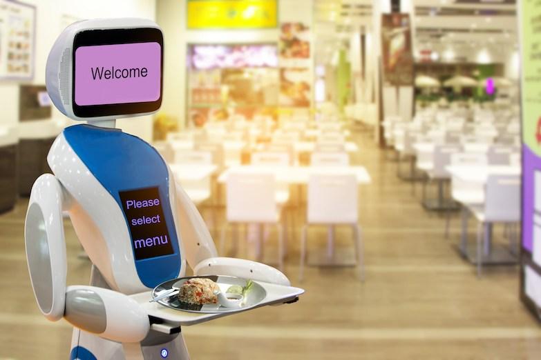 隨着日本步入「超老齡社會」,機械人服務可以填補勞動力的人口空缺,促進經濟發展。(Shutterstock)