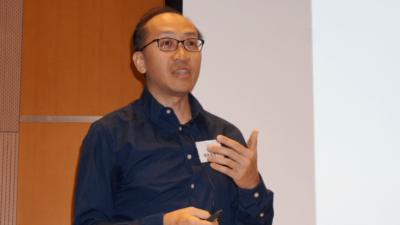 傅景華認為,官媒在推動港獨論述擔演重要的角色,誤導群眾了解反修例事件。