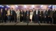 「香港中文大學金融科技會議 2019 」 雲集學術界、銀行業、金融監管機構、科技界、法律界、會計界講者,探討金融科技最新趨勢。(徐淑梅攝)