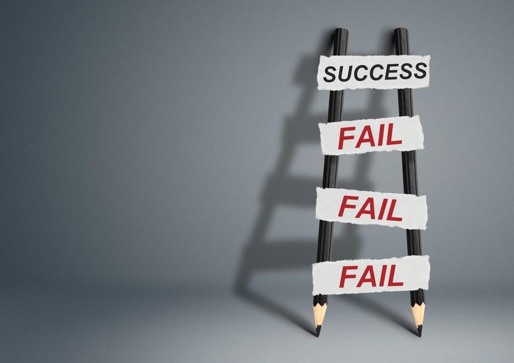 成功一定有方法,失敗也一定有原因,最重要的是你在成敗之間,能否學習、成長!(Shutterstock)