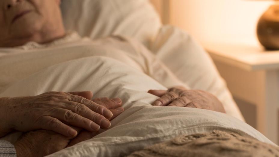 總之,我們要將「死」看得很樂觀,不悲愁、不惶恐。(Shutterstock)