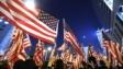 有關法案要求美國國務院每年向國會提交報告,評估香港的自治情況是否符合特殊待遇。(亞新社)