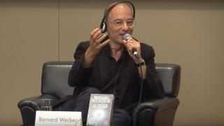 法國科幻小說家韋柏:找回童年樂趣是發揮想像力的秘密
