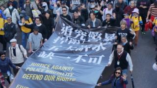 林行止:乖氣致異風波惡修復香港五訴求