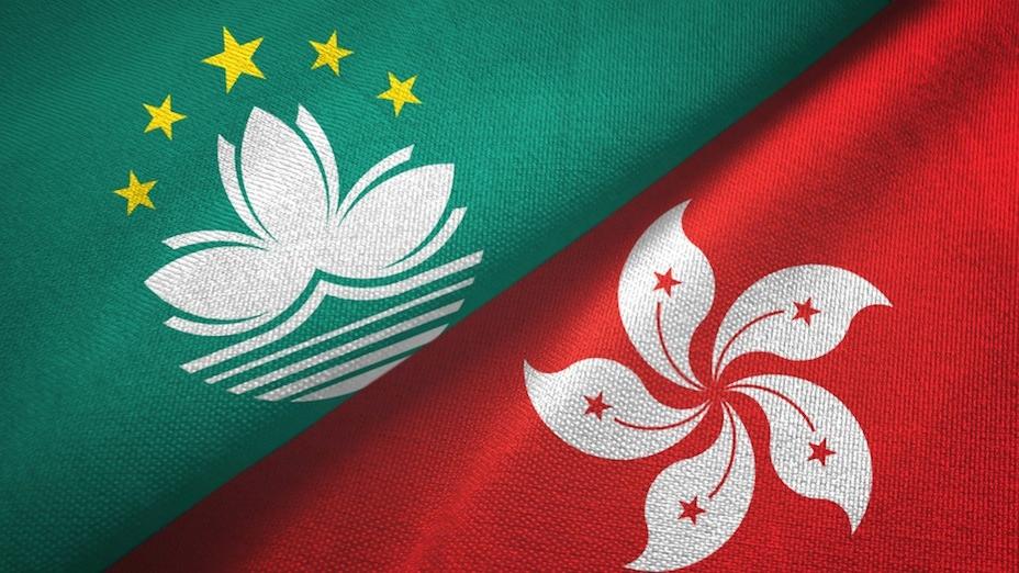澳門向來對香港高度依附,澳門元跟港元「掛鈎」,澳門富商很多都同時在香港經營,且多以香港為中心,橫跨港澳兩地。(Shutterstock)