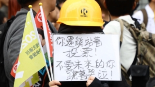 香港失去示範作用 台灣愈走愈遠